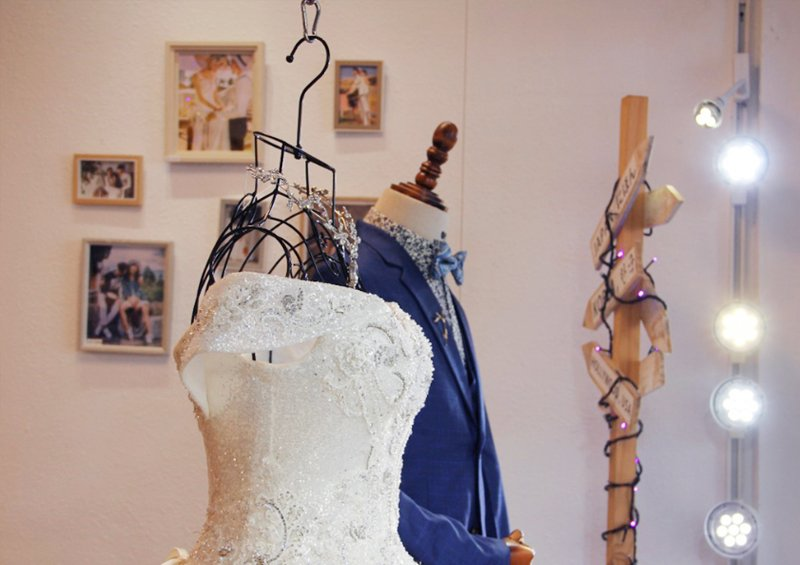 桃園婚紗個人攝影、手工禮服推薦:飛天嫁衣讓你在每個階段擁有最美的回憶!