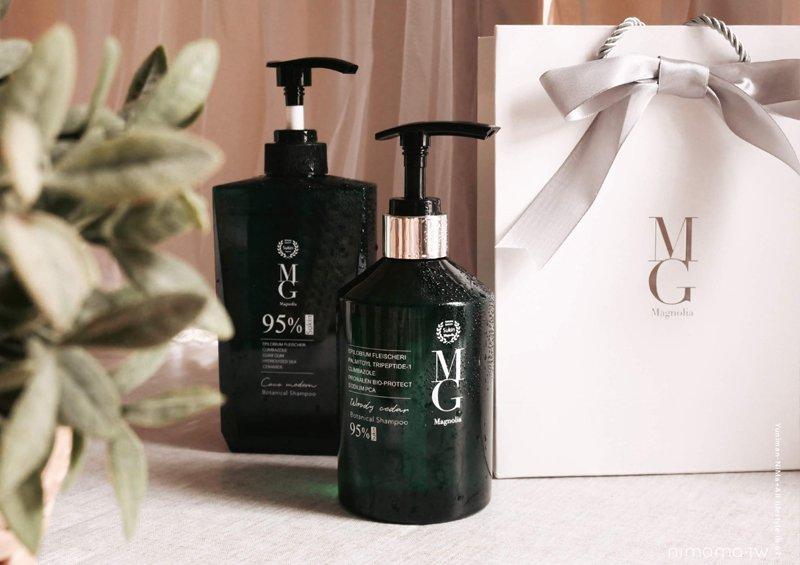 洗髮精MG瑪格諾莉雅完美了女人對香氛的喜好,賦活調理運動洗髮精維持一整天的澎鬆感