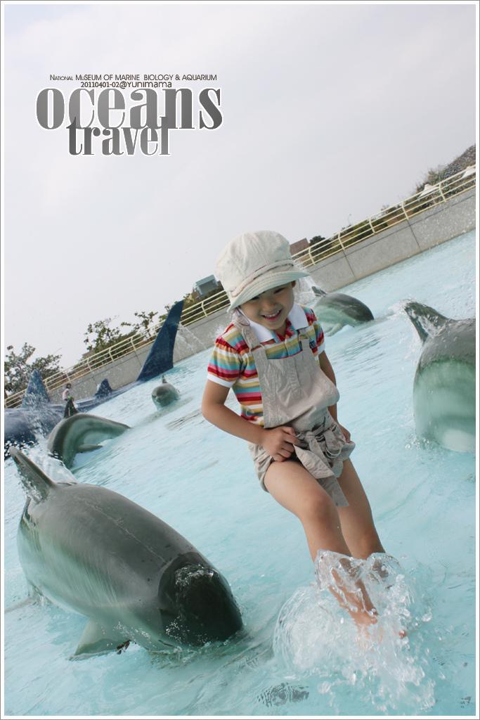 【夜宿海生館】與海共舞:與魚共眠 [上]