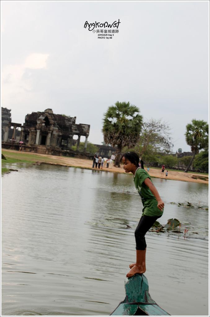04。29│Day 3-2【吳哥窟】小吳哥皇城遺跡Angkor Wat
