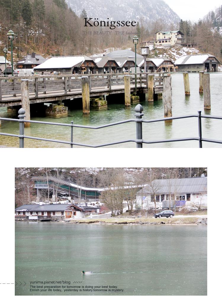 【歐洲】德國必去景點:::人煙稀少的人間天堂~國王湖Königssee